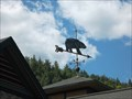 Image for Bear Weathervane - North Hudson, NY