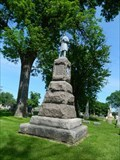 Image for Mount Hope Civil War Memorial - Maquoketa, Iowa