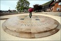 Image for Sundial and Firefighters Memorial