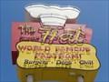 Image for The Hat - Artistic Neon - Glendora, California, USA.
