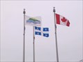 Image for Municipal flag, McMasterville, Qc