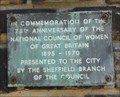 Image for Sheffield Branch of National Council of Women of Great Britain – 75 Years – Sheffield, UK