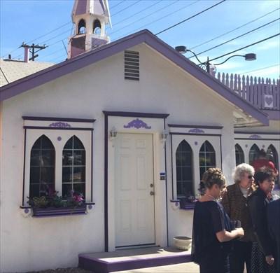 Wee Kirk Wedding Chapel, Pane 3, Las Vegas, Nevada