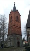 Image for Hauhon kirkon kellotorni - Hauho, Finland.