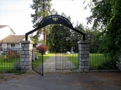 Share Hope Memorial Garden Coeur D 39 Alene Idaho Worldwide Cemeteries On