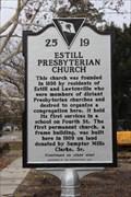 Image for 25-19 Estill Presbyterian Church