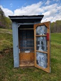 Image for Meeting House Outhouse ~ Snowflake, Virginia - USA.