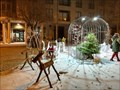 Image for Jails and reindeer in Allariz - Allariz, Ourense, Galicia, España