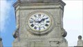 Image for Market Clock, High Town, Hereford, Herefordshire, England