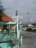 Image for Taqueria directional arrow - Seaside, CA