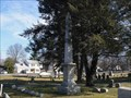 Image for Read Family Obelisk - Cherry Hill, NJ
