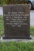 Image for Gedenkstein KZ Mauthausen Nebenlager Simmering - Wien, Austria