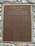 Image for Addyston Ohio, Korean War Memorial