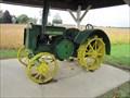 Image for Scheese Farm John Deere Tractor - Friesburg, New Jersey
