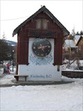 Image for LARGEST in North America & MOST UNIQUE in the World - Cuckoo Clock - Kimberley, British Columbia