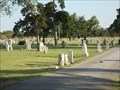 Image for FIRST - Pleasant Valley Cemetery - Wheatland, OK