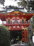 Image for South Gate, Japanese Tea Garden - San Francisco, California