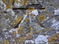 Image for Cut Bench Mark on St Andrews Church, Beddingham, Sussex.