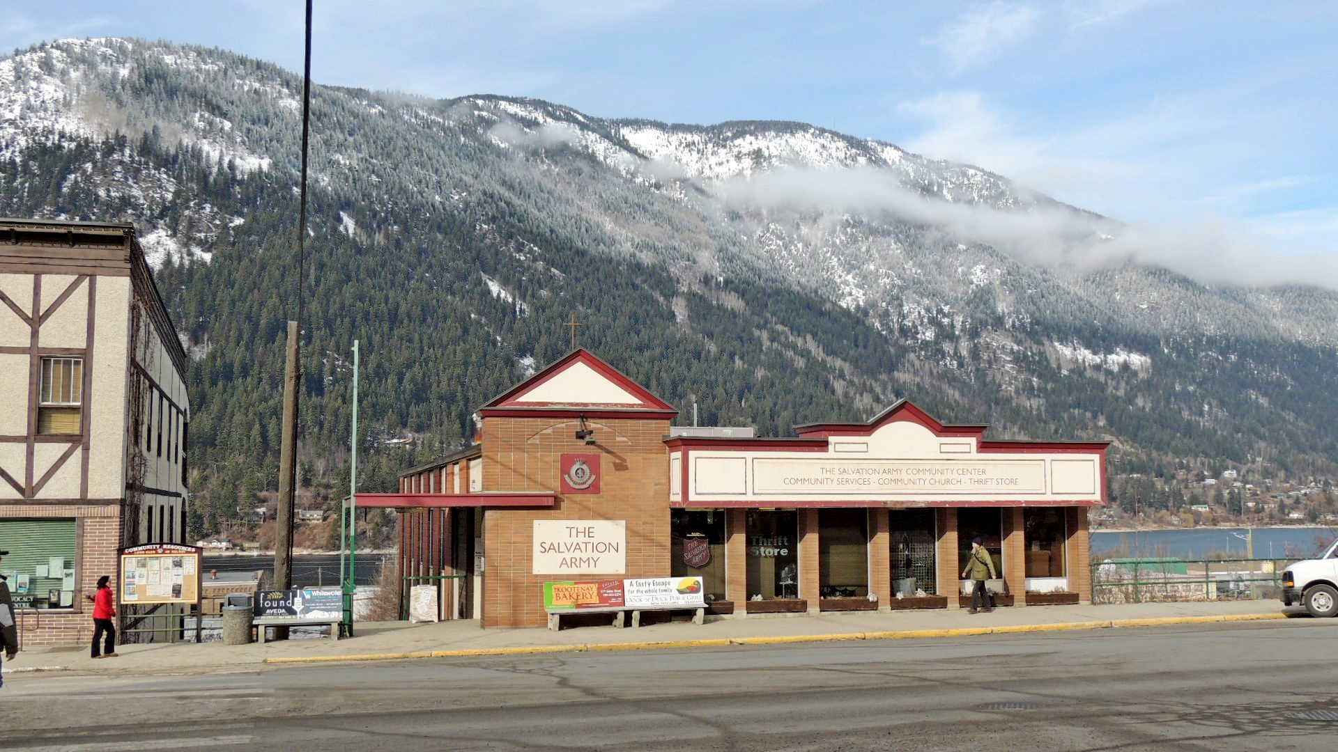 The Salvation Army Nelson, BC Photo