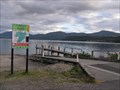 Image for Kuratau Boat Ramp. Kuratau. Lake Taupo. New Zealand.