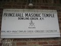 Image for Prince Hall Masonic Temple, Blue Lodge, Bowling Green