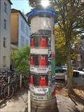 Image for Concrete Advertising Column - Rochusstraße 17 - Aachen - NRW - Germany