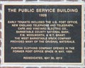 Image for The Public Service Building - Hyannis, Cape Cod, MA, USA