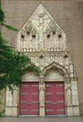 Image for Architectural Ornament frieze - St. Thomas the Apostle Church, Chicago, IL