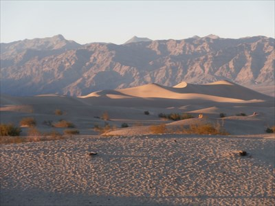 Star Wars Filming of Tatooine Episode 4 - Death Valley National Park