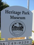 Image for Heritage Park Museum - Sunnyvale, CA