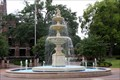Image for University of North Alabama fountain - Florence, AL