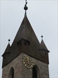 Image for Clock on St. Jakob Church - Feucht, BY, Germany