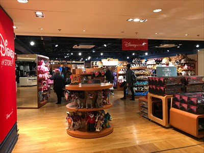 Disney Store - Galeries Lafayette (Paris, Ile-de-France