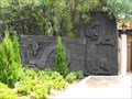 Image for Norse Relief Fence - Epcot Center - Kissimmee, FL