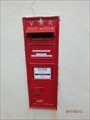 Image for Victorian Letter Box, Dog Mills, Lezayre, Isle of Man