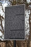 Image for El Camino Real -- COL Ignacio Elizondo's 1813 Campaign, Hays CO. TX