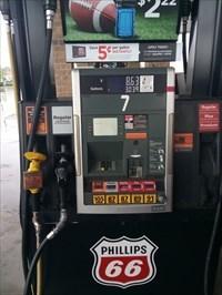 Nearest e85 gas station