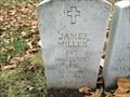 Image for Pvt James Miller - Greenbush Cemetery - Lafayette, IN