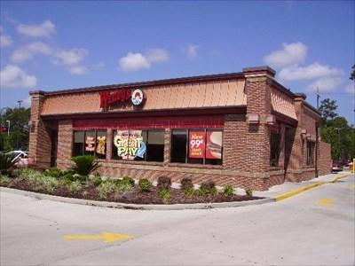 Wendys On Highway 21 Covington La Wendys Restaurants On