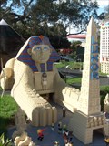 Image for Luxor Sphinx, Legoland Florida, Near Lake Wales.