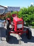 Image for Old Fahr Tractor - Unteruhldingen, Germany, BW