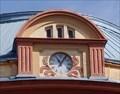 Image for Cygnaeus school clock - Turku, Finland