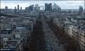 Image for Paris from Arc de Triomphe (France)