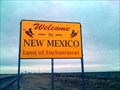 Image for TX / NM Along U.S. Hwy 87