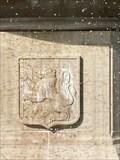 Image for Blason de Nevers - Fontaine Monument aux morts américains - Tours, France