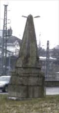 Image for Gedenkstein in Pyramidenform - Remagen - RLP - Germany
