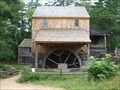 Image for gristmill - Old Sturbridge Village, Massachusetts
