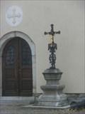 Image for Churchyard cross - Studená, Czech Republic