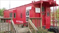 Image for Norfolk and Western 557543 Bay Window Caboose, Black Mountain, North Carolina
