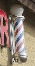 Image for Alma School Barber Pole - Chandler, Arizona